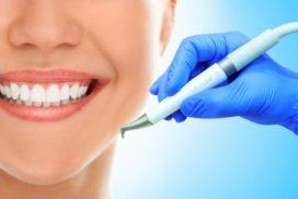 профессиональная чистка отбеливание зубов ярославль