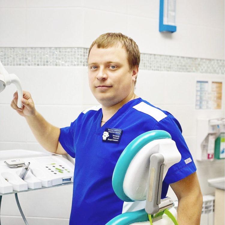 Холоднов Алексей Владиславович - стоматолог ортопед Ярославль Мединвест
